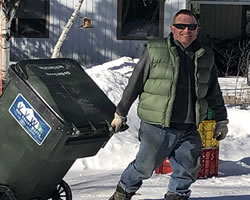 Waste Services Vail And Edwards Colorado Trash Pickup